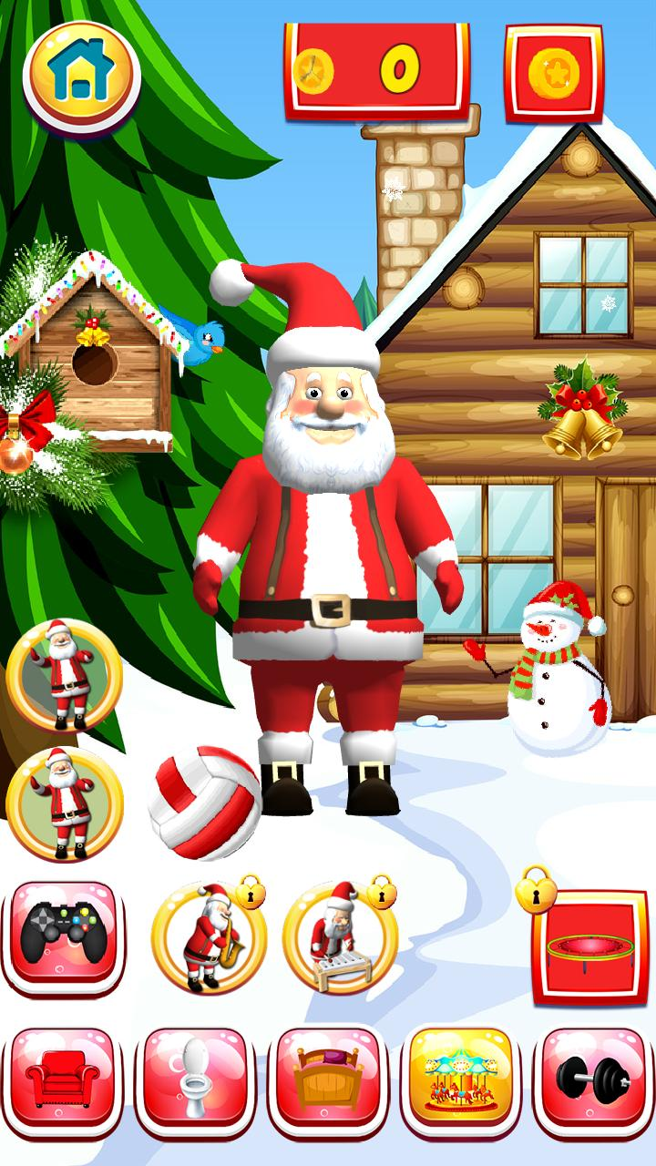Talking Santa screenshot 6