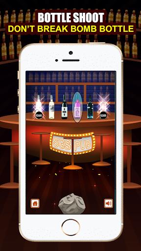 Bottle Shoot Game Forever screenshot 4
