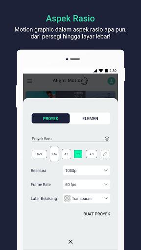 Alight Motion — Video and Animation Editor screenshot 4