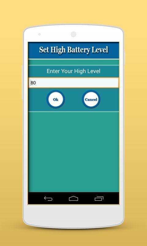 Talking Battery Meter 5 تصوير الشاشة