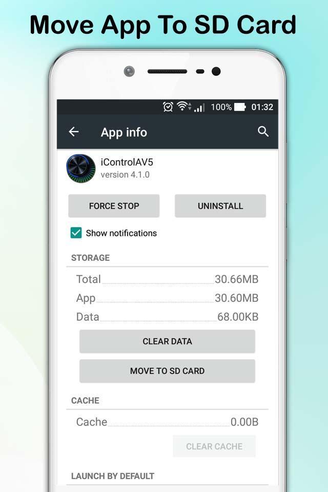 Move App to SD Card: Software Update screenshot 7