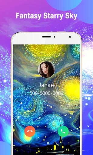 Call Flash - Color Phone Caller Screen, LED Flash 5 تصوير الشاشة
