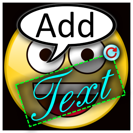 Add Text To Photo أيقونة