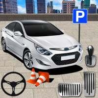 لعبة وقوف السيارات المتقدمة: محاكاة سائق السيارة on 9Apps