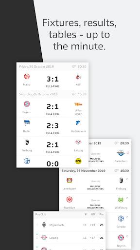 BUNDESLIGA - Official App 2 تصوير الشاشة
