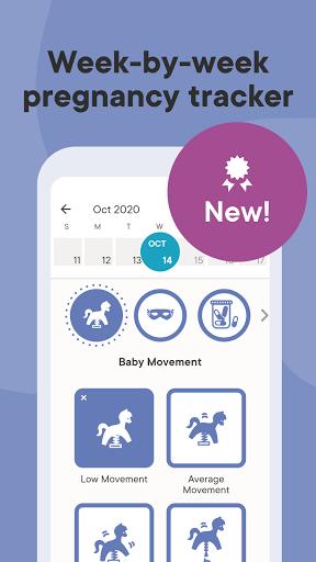 Clue Period Tracker, Cycle & Ovulation Calendar 5 تصوير الشاشة