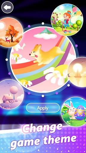 Magic Piano Pink Tiles - Music Game 8 تصوير الشاشة