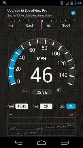 SpeedView: Legacy Edition screenshot 1