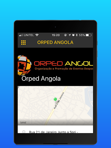 Orped Angola screenshot 13