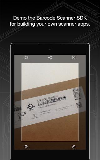Barcode Scanner screenshot 9