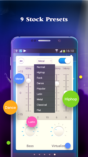 Music Equalizer screenshot 2