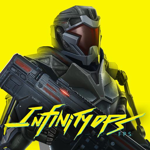Infinity Ops: Online FPS Cyberpunk Shooter आइकन