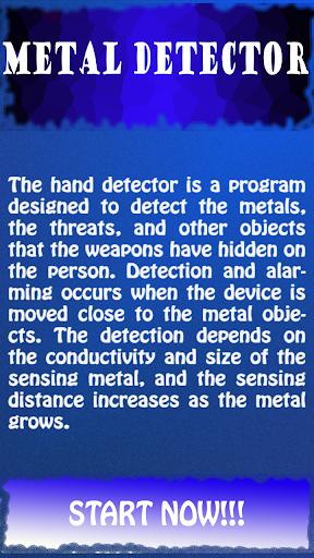 Metal Detector screenshot 3