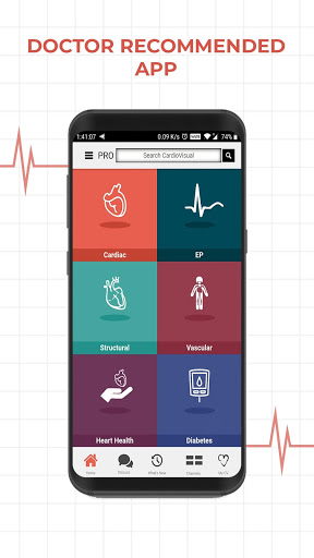 CardioVisual: Heart Health Built by Cardiologists screenshot 2