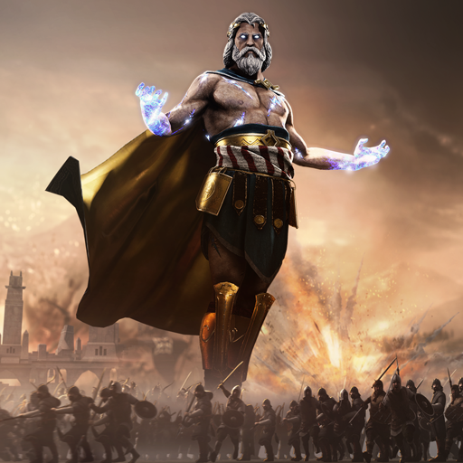 Dawn of Titans - لعبة إستراتيجيات حرب ملحمية أيقونة