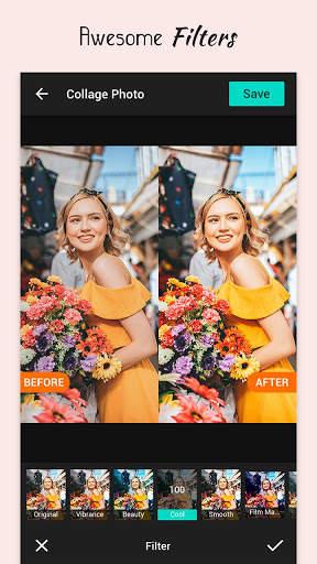 Photo collage, Photo frame screenshot 9