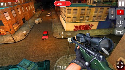 Sniper Killer 3D: Shooting Wars screenshot 1