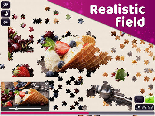 Good Old Jigsaw Puzzles - Free Puzzle Games 4 تصوير الشاشة