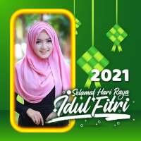Bingkai Foto Idul Fitri 2021 on APKTom