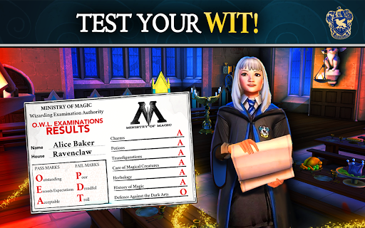 Harry Potter: Hogwarts Mystery screenshot 2