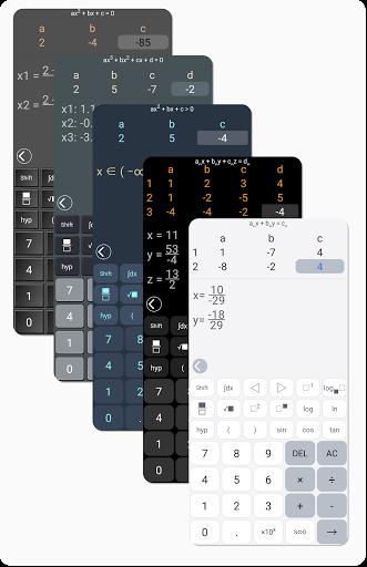 HiEdu Scientific Calculator : He-570 7 تصوير الشاشة