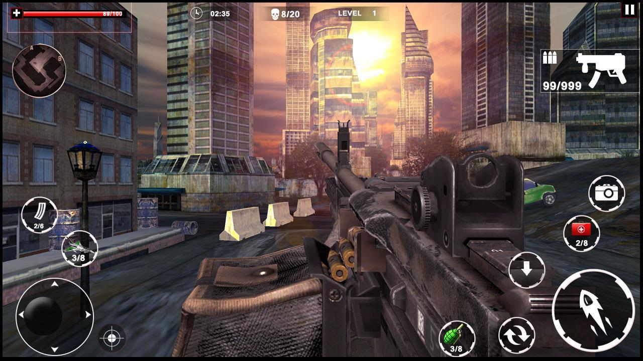 Gunship Gunner screenshot 1