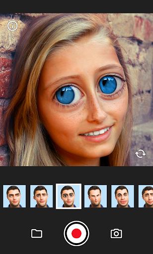 Face Warp 6 تصوير الشاشة