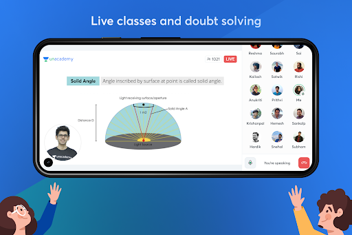 Unacademy Learner App screenshot 5