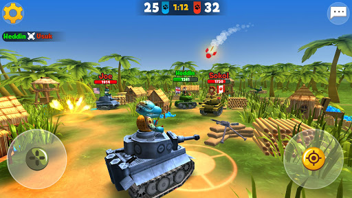 Zoo Games War: Battle Royale online 3 تصوير الشاشة