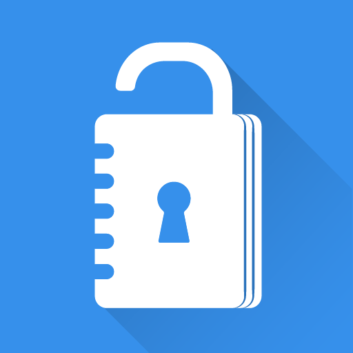 Private Notepad - safe notes & lists icon