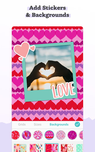 PicCollage - Grid, Greeting & Photo Collage Maker screenshot 8