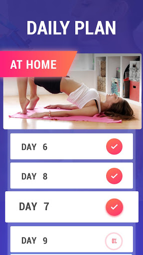 Lose Belly Fat at Home - Lose Weight Flat Stomach screenshot 2