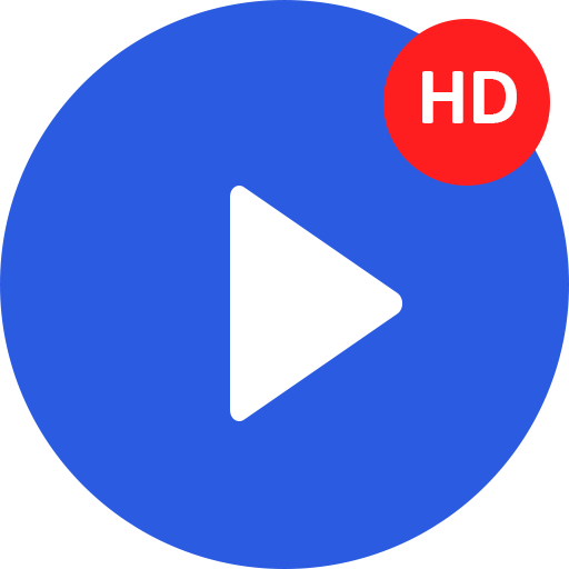 Full HD Video Player أيقونة