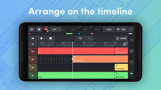 Remixlive - Make Music & Beats screenshot 5