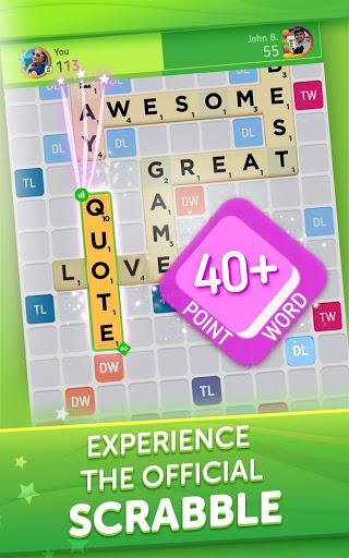 Scrabble® GO - New Word Game स्क्रीनशॉट 8