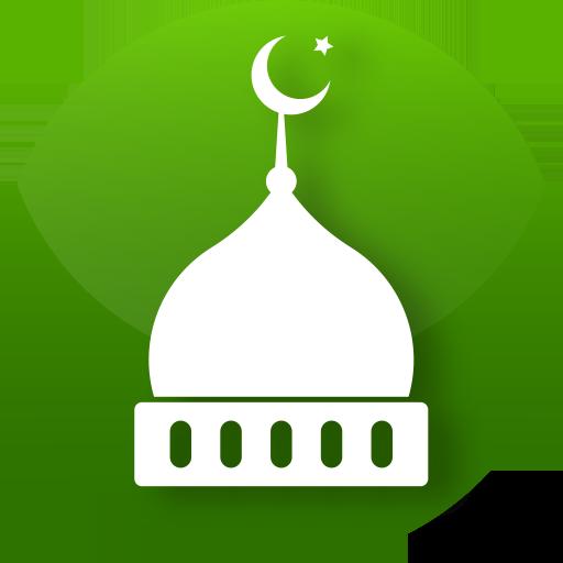 Время молитв Pro: поиск киблы, Атан, мусульманская иконка