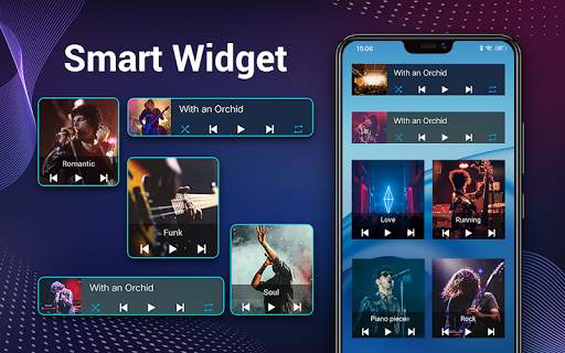 Music Player - Audio Player & 10 Bands Equalizer screenshot 15