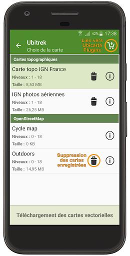 Ubitrek - your hiking companion screenshot 5