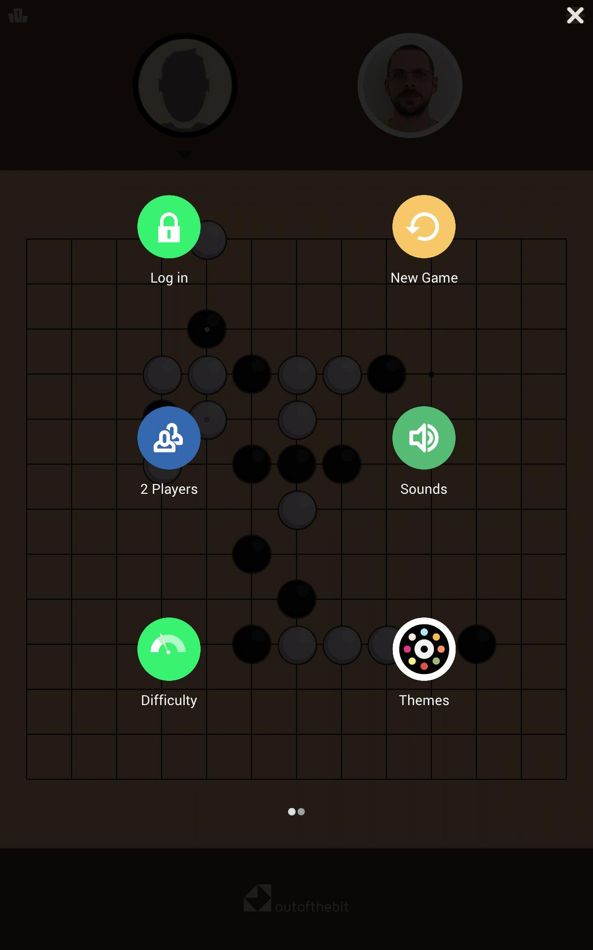 Five In a Row - Gomoku ー Classic Board Games screenshot 13