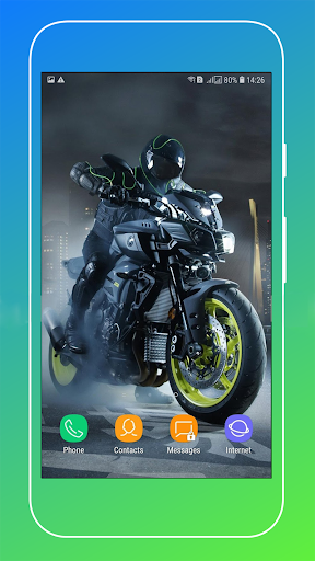 Sport Bike Wallpaper 4K screenshot 4