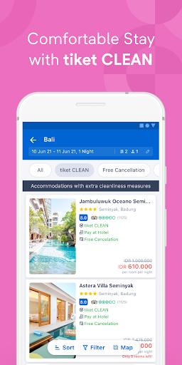 tiket.com - Hotels, Flights, To Dos screenshot 3