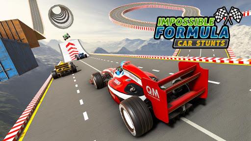 Formula Car GT Racing Stunts- Impossible Tracks 3D screenshot 7