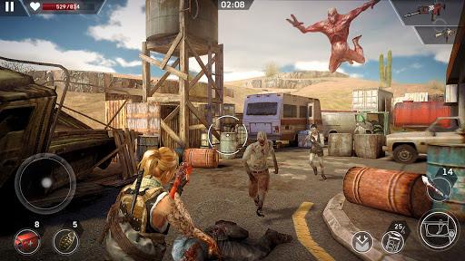Left to Survive: Apocalypse & Dead Zombie Shooter screenshot 2