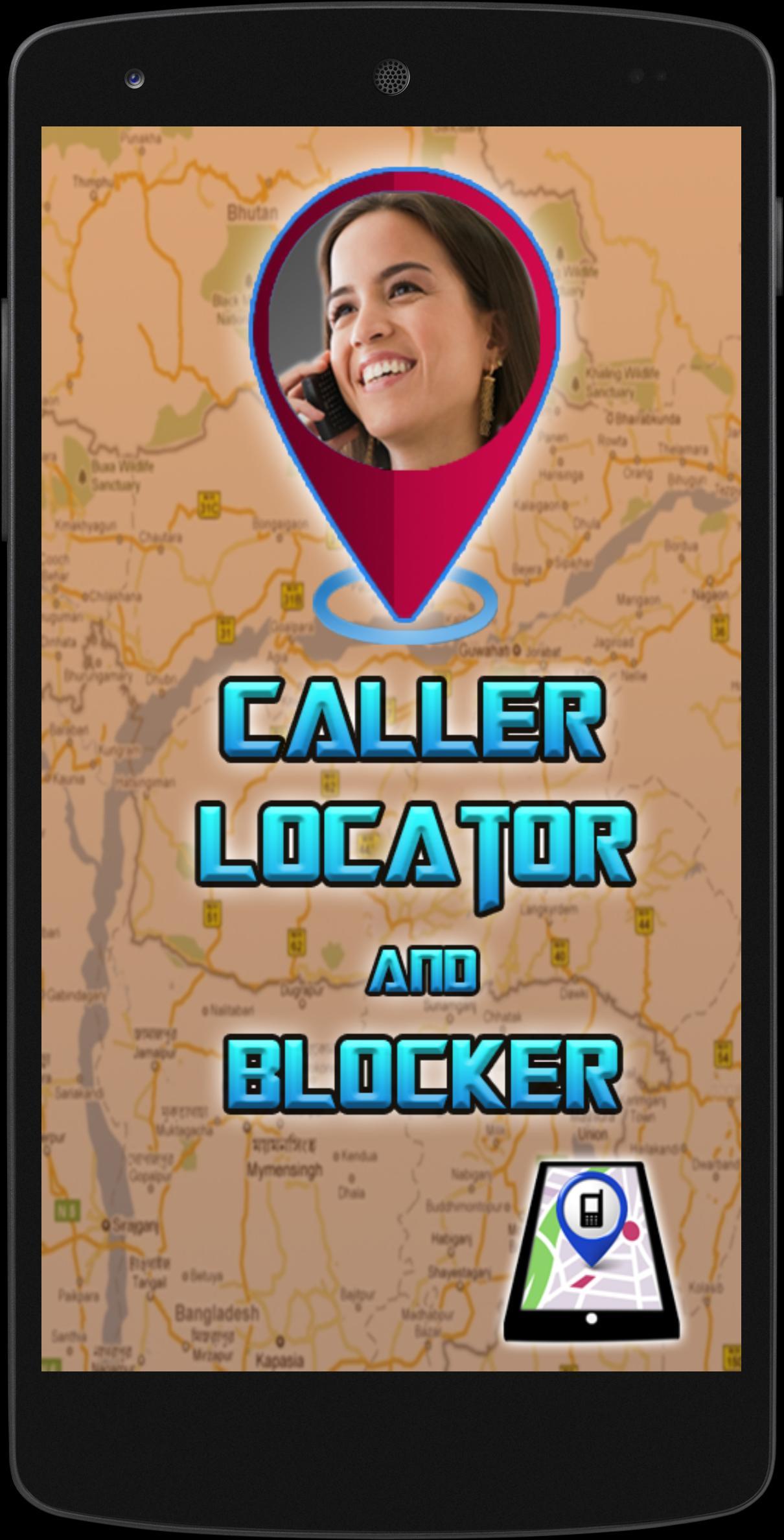 Mobile Caller ID, Blocker screenshot 1