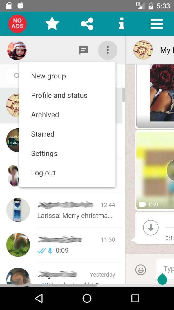 WhatScan App Messenger screenshot 7