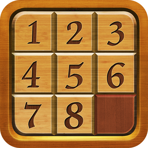 Numpuz: Classic Number Games, Free Riddle Puzzle أيقونة