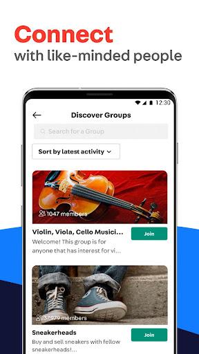 Carousell: Jual Beli di App screenshot 6