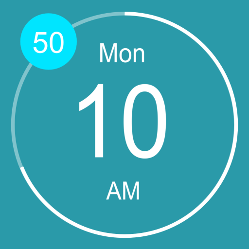 Minimal Clock أيقونة