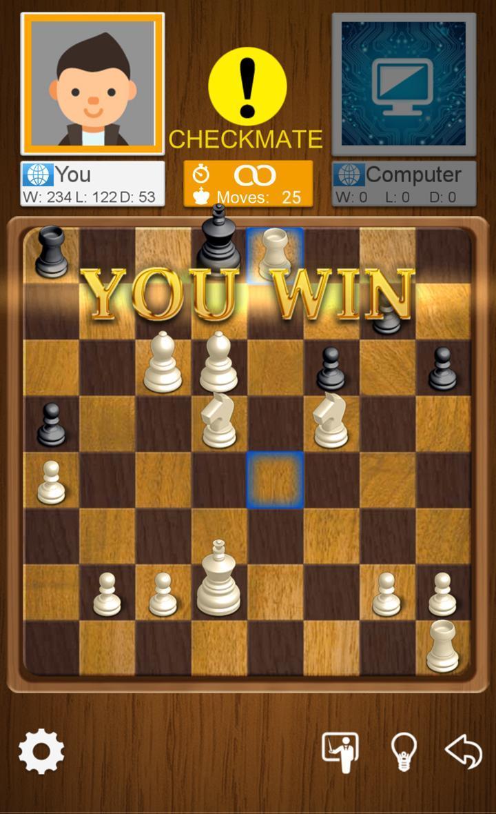 Chess Free 3 تصوير الشاشة