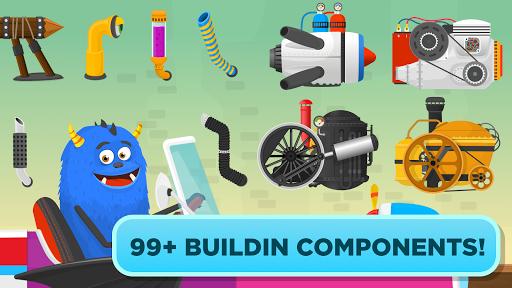 Garage Master - fun car game for kids & toddlers screenshot 4